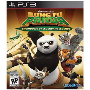 Playstation 3 mäng Kung Fu Panda: Showdown of Legendary Legends