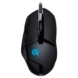 Optiline hiir G402 Hyperion Fury, Logitech