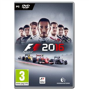 PC game F1 2016