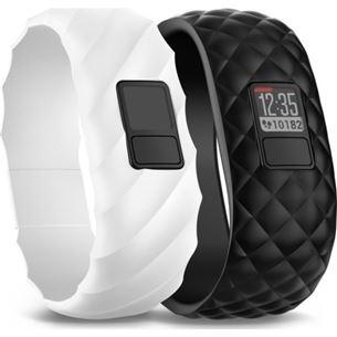 Aktiivsusmonitor Vivofit 3 Garmin, must ja valge