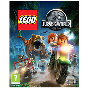 PC game LEGO Jurassic World