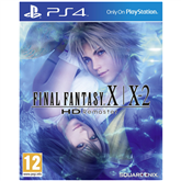 PS4 mäng Final Fantasy X/X-2 HD Remaster