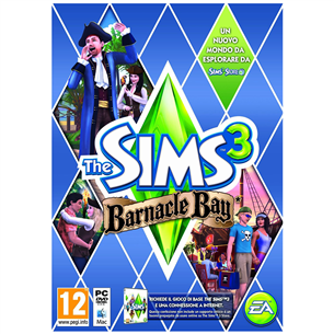 Arvutimäng Sims 3: Barnacle Bay