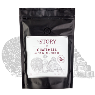 Coffee beans The Story Guatemala Antigua Tempixque 250 g 4744364010201