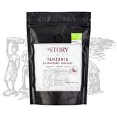 Кофейные зёрна Tanzania Kilimanjaro Machare органический кофе 250г, The Story