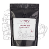 Kohviuba Colombia Finca Los Alpes 250g, The Story