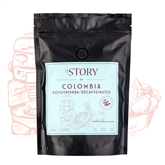 Coffee beans Colombia Decaf 250g, The Story