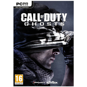 Arvutimäng Call of Duty: Ghosts