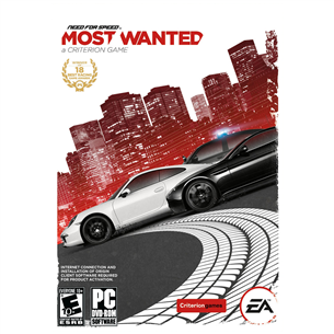 Arvutimäng Need for Speed: Most Wanted 2012