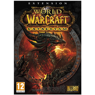 Arvutimäng World of Warcraft: Cataclysm