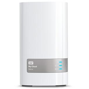 Väline kõvaketas WD My Cloud Mirror / 4TB, LAN