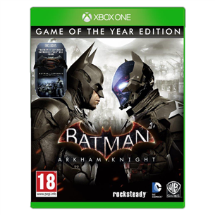 Xbox One mäng Batman: Arkham Knight Game Of The Year Edition