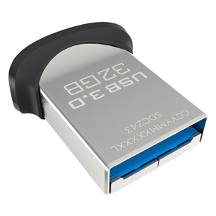 USB 3.0 mälupulk SanDisk Ultra Fit / 32GB