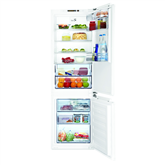 Built-in refrigerator Beko (177,7 cm)