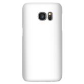 Чехол с заказным дизайном для Galaxy S7 / Snap (матовый)