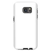Чехол с заказным дизайном для Galaxy S7 Edge / Tough (глянцевый)