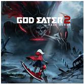 PS4 mäng God Eater 2: Rage Burst