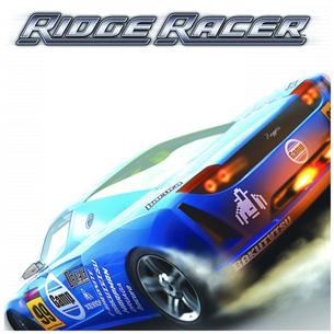 PSP mäng Ridge Racer