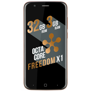 Nutitelefon Just5 FREEDOM X1 / Dual SIM