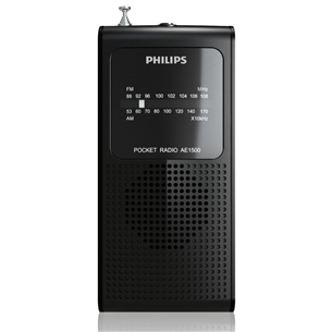 Kaasaskantav raadio Philips AE1500