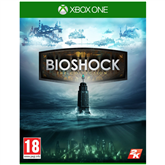 Xbox One mäng Bioshock: The Collection