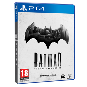 PS4 mäng Batman - The Telltale Series