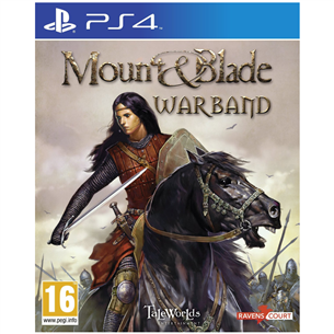 PS4 mäng Mount and Blade: Warband