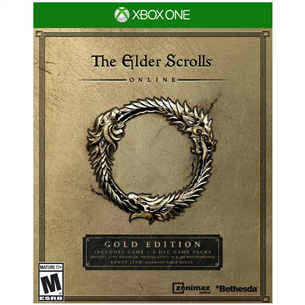Xbox One mäng The Elder Scrolls Online: Gold Edition