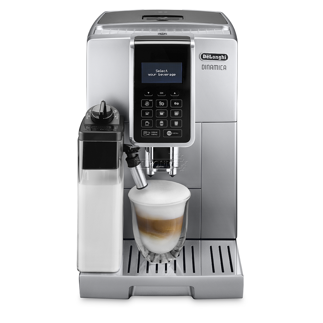 04151e543 Espresso Machine Dinamica, Delonghi, ECAM350.75.SB