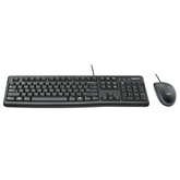 Klaviatuur + hiir Logitech MK120 / SWE