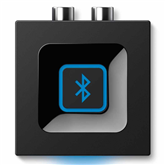 Bluetooth muusikaadapter Logitech