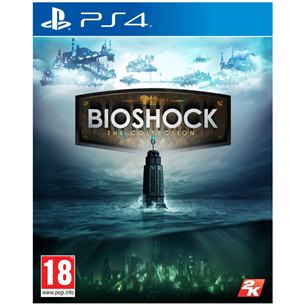 PS4 mäng Bioshock: The Collection