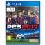 PS4 mäng Pro Evolution Soccer 2017