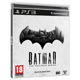 PS3 mäng Batman - The Telltale Series