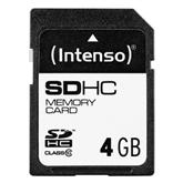 SDHC mälukaart Intenso (4 GB)