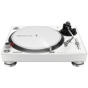 DJ vinüülplaadimängija Pioneer PLX-500 PLX-500-W