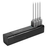 USB kiirlaadija Targus / 4 pesa