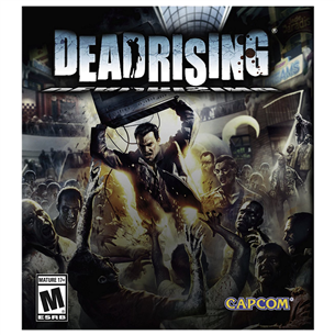 PS4 mäng Dead Rising HD
