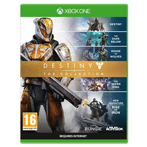Xbox One mäng Destiny: The Collection