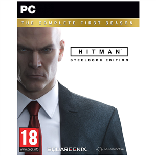 Arvutimäng Hitman: First Season Steelbook Edition