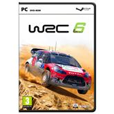 Arvutimäng WRC 6