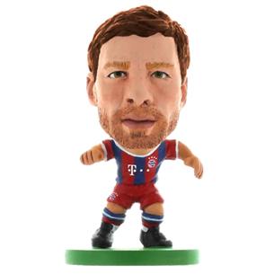 Kujuke Soccerstarz Xabi Alonso Bayern Munich