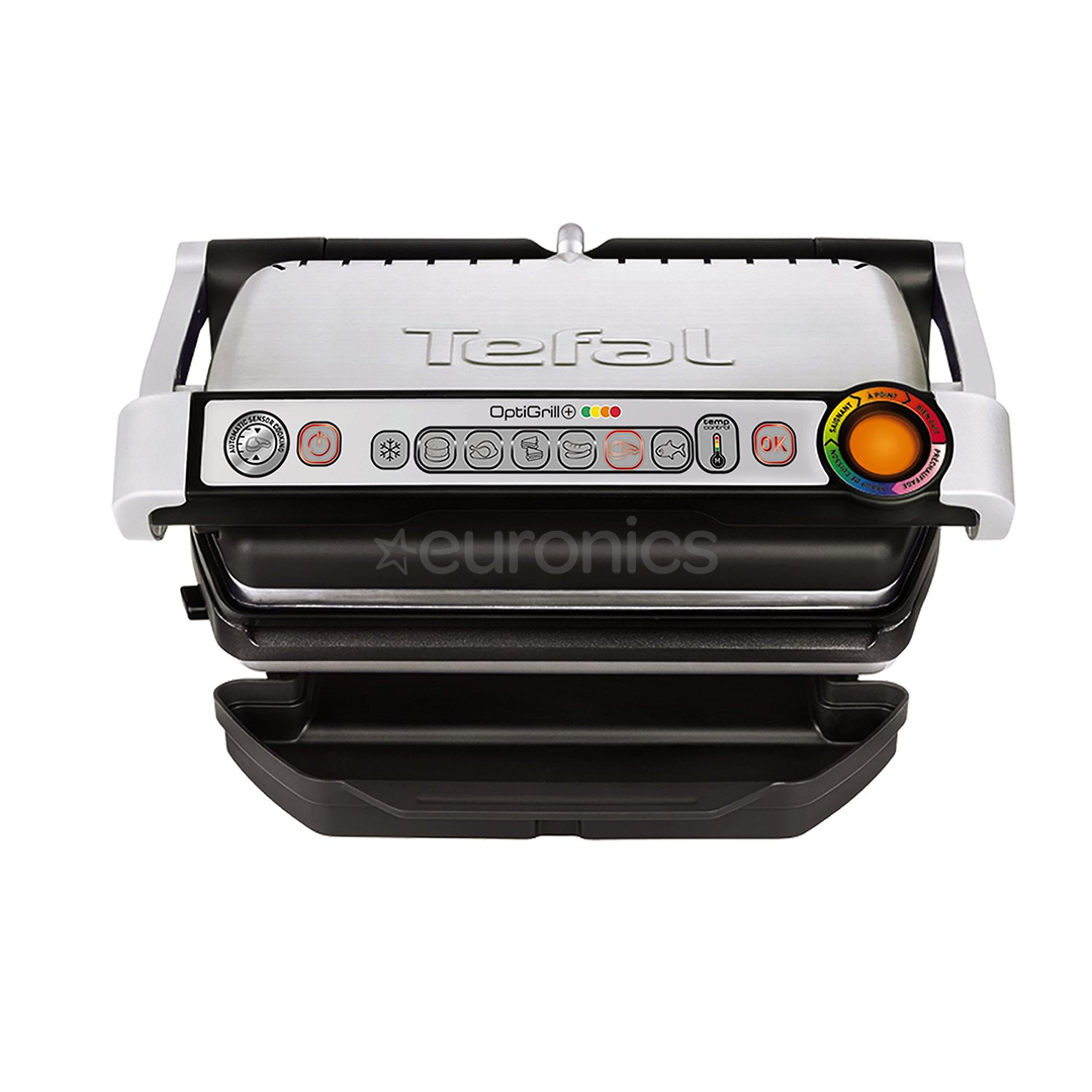 Table grill tefal optigrill gc712d - Barbecue tefal easy grill ...