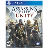 PS4 mäng Assassins Creed: Unity