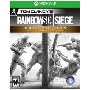 Xbox One mäng Rainbow Six: Siege Gold Edition