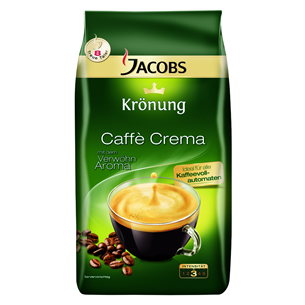 Kohviuba Kronung Caffe Crema 1kg, Jacobs