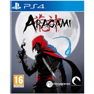 PS4 mäng Aragami