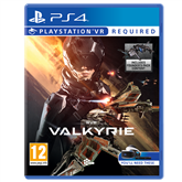 PS4 VR mäng EVE: Valkyrie