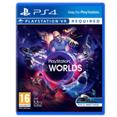 PS4 VR mäng Worlds