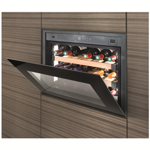 Built-in wine cabinet Liebherr (capacity: 18 bottles)